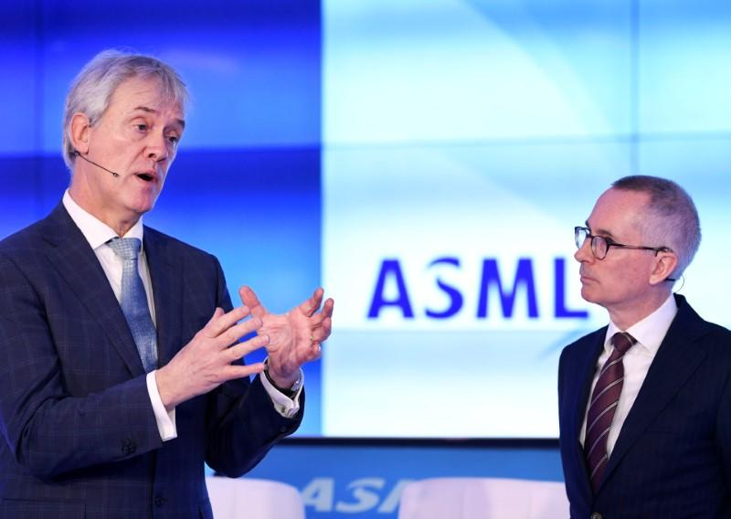 ASML sees no impact from China trade war, good growth in 2020