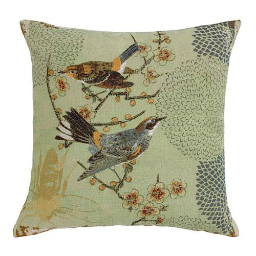 "<b>Jacquard birds </b><br><br>Homeware designers everywhere have fallen in love with bird print. For a delicate take on the trend try a print in a lighter colour, such as this pale green cushion – perfect for adding a hint of faded grandeur to any room. It may look expensive but is a steal at just £8. <br><br><b>£8, <a target=""_blank"" href=""http://www.matalan.co.uk/"">Matalan</a></b>"