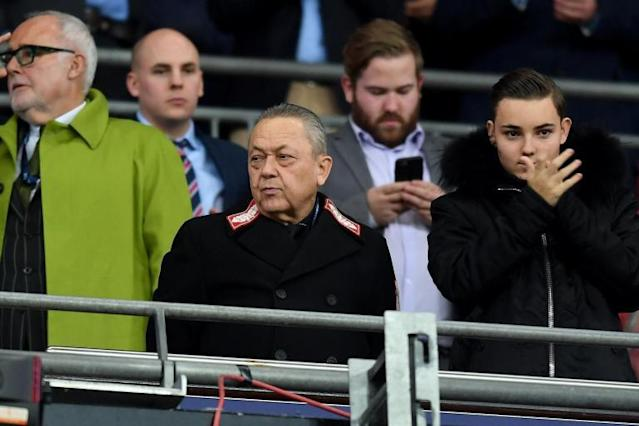 David Sullivan lays out West Ham plan of action as board call for fans' backing