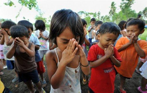 The study found that 94% of people in the Philippines say they have always believed in God