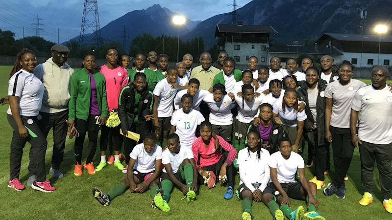 Nigeria U20 women to pocket N4million cash gift for win over China