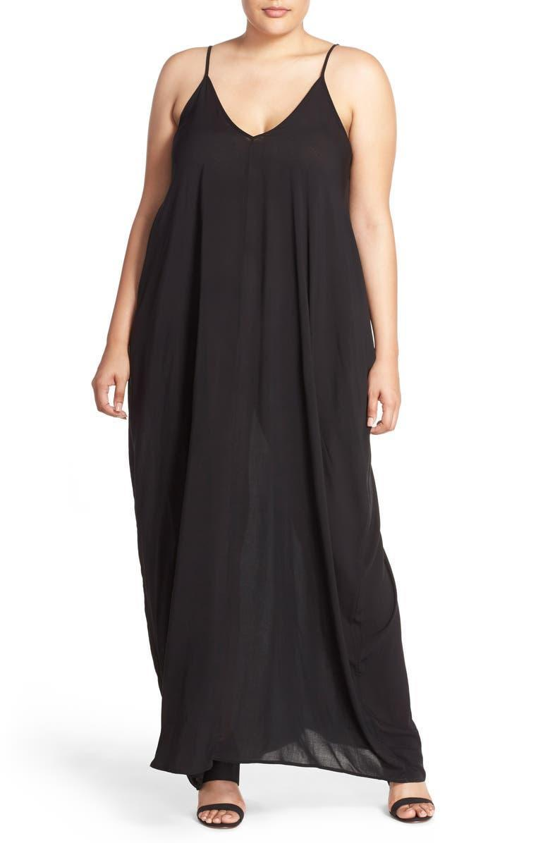 """<h2>Elan Cover-Up Maxi Dress<br></h2><br>The hype surrounding this simple dress is REAL. We couldn't choose from the hundreds of reviews that the frock has received across sizes XS - 3X.<br><br>Reviewer NADIA1979 writes: """"I bought three different colors [in this dress] after loving the first one so much and I pretty much live in them. I am starting to wonder what I used to wear?! I think this is my most flattering favorite thing I've worn since I can remember — it's nuts I didn't own this sooner. I wish other clothes looked this good on me. In my head, maxis are supposed to flatter the way this does but they never do ... I feel classy and elegant which is now causing me to wear [the dresses] constantly and my husband is questioning if I own other clothes."""" After a sales associate went above and beyond to help the reviewer get another color in the dress in time for her honeymoon, the reviewer continues, """"I [randomly] said to my husband, 'honesty is the best policy, and he said 'No honey, Nordstrom's return policy is the best policy— honesty is the second-best policy!!'""""<br><br><em>Shop <strong><a href=""""https://www.nordstrom.com/brands/elan--7339"""" rel=""""nofollow noopener"""" target=""""_blank"""" data-ylk=""""slk:Elan"""" class=""""link rapid-noclick-resp"""">Elan</a></strong></em><br><br><strong>Elan</strong> Cover-Up Maxi Dress, $, available at <a href=""""https://go.skimresources.com/?id=30283X879131&url=https%3A%2F%2Fwww.nordstrom.com%2Fs%2Felan-cover-up-maxi-dress-plus-size%2F5633003%3F%26color%3Dblack"""" rel=""""nofollow noopener"""" target=""""_blank"""" data-ylk=""""slk:Nordstrom"""" class=""""link rapid-noclick-resp"""">Nordstrom</a><br><br><strong>Elan</strong> Cover-Up Maxi Dress, $, available at <a href=""""https://go.skimresources.com/?id=30283X879131&url=https%3A%2F%2Fwww.nordstrom.com%2Fs%2Felan-cover-up-maxi-dress%2F4602939%3F%26color%3Dblack%2520micro%2520stripe"""" rel=""""nofollow noopener"""" target=""""_blank"""" data-ylk=""""slk:Nordstrom"""" class=""""link rapid-noclick-resp"""">Nordstrom</a>"""