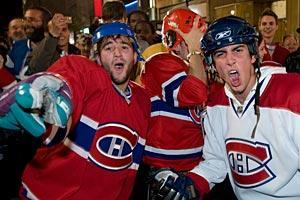 Canadiens fans in Montreal are sure to celebrate well into Thursday. Will the U.S. cheer on this super underdog?