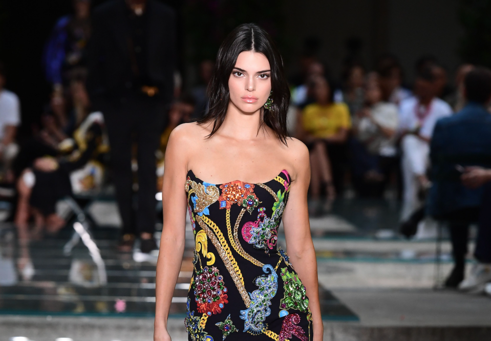 """Kendall Jenner has said that she is """"super selective"""" with her catwalk appearances. [Photo: Getty]"""