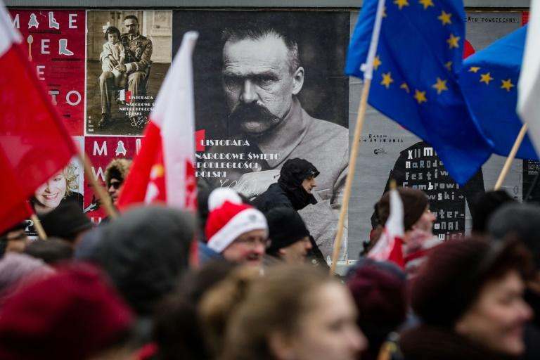 Poland regained its sovereignty after World War I when independence leader Jozef Pilsudski took charge. He stepped down in 1922 but after his successor was assassinated he returned in a coup in 1926, remaining in power until his death in 1935