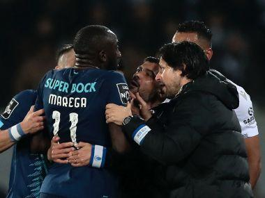 Portugal leaders rally around racially abused FC Porto player Moussa Marega