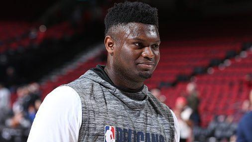 Zion Williamson Expected To Return To Practice Shortly After New Year's