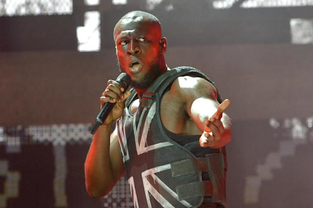 Stormzy called for the politician to resign. (Photo by Jim Dyson/Getty Images)