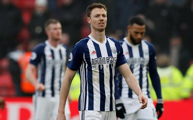 Tottenham Hotspur are among the clubs thinking of triggering the £3million release clause in the contract of Jonny Evans if West Bromwich Albion are relegated. With West Brom bottom of the Premier League table, 10 points adrift of safety, it seems certain that Evans will be available for a cut-price fee in the summer. Manchester City had been interested in signing Evans, but have since spent £57m on Aymeric Laporte, while Arsenal failed with a January bid for the 30-year-old. The Gunners could try again for Evans at the end of the season, but may face competition from North London rivals Spurs if they cash in on Toby Alderweireld. Paris Saint-Germain, Manchester United and Barcelona are all eying moves for Alderweireld, whose talks over a new Tottenham contract have stalled. My favourite ever Premier League player Chelsea have also shown an interest in the Belgian, but any deal involving the Blues and Spurs would be extremely difficult due to a strained relationship between the two clubs. Tottenham may be tempted to sell 29-year Alderweireld for £40m this summer, rather than risk losing him for £25m in 12 months' time because of a clause in his contract. With that in mind, Spurs have been forced to consider potential replacements for Alderweireld and Evans is an attractive proposition. Tottenham already have 21-year-old Davinson Sanchez and 20-year-old Juan Foyth, while Eric Dier can play in a back three if required. Tedious trophy talk should not obscure Pochettino's brilliance at Tottenham But Evans would give manager Mauricio Pochettino another experienced option without dramatically blocking the progress of either Sanchez or Foyth. Evans has played in the Champions League for Manchester United and also has played 67 times for Northern Ireland. United could yet look into re-signing Evans themselves as Jose Mourinho considers how best to re-shape his defence this summer. Evans was one of the players caught up in the West Brom taxi scandal last month, but he retained the club captaincy and the incident does not seem to have put off potential suitors.