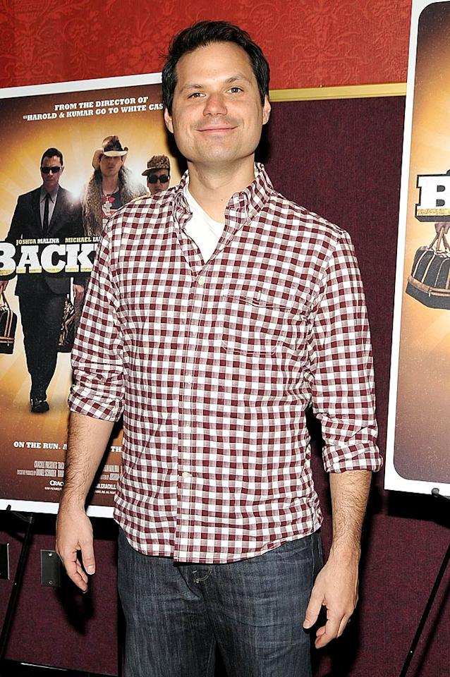 """Comedian Michael Ian Black turns 40. John M. Heller/<a href=""""http://www.gettyimages.com/"""" target=""""new"""">GettyImages.com</a> - November 15, 2010"""