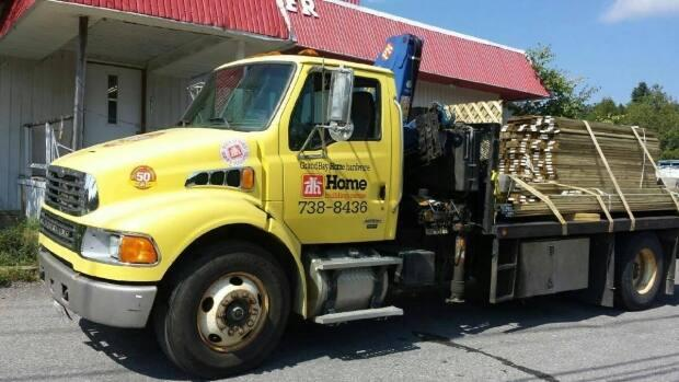 The Grand Bay - Westfield Home Hardware is still selling truckloads of lumber despite record prices, according to John Jarvis
