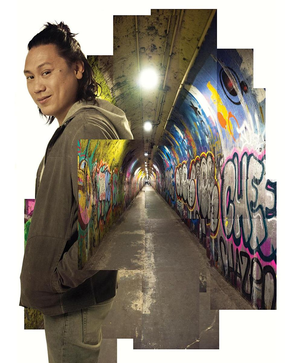 In the Heights Cover Story Jon M Chu
