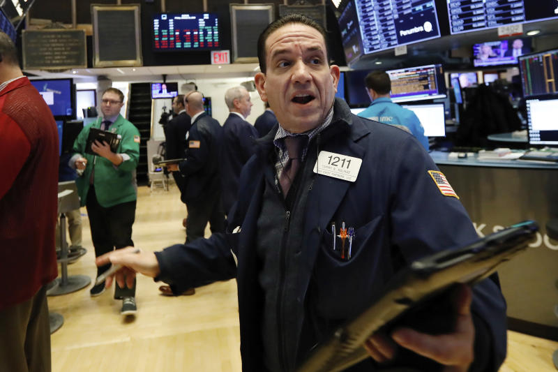Markets Right Now: Stocks barely budge in quiet trading