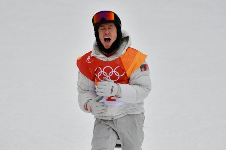 Shaun White pulled off a spectacular final run of the day to win the Pyeongchang snowboard halfpipe title on Wednesday, claiming his third Olympic gold and the 100th Winter Games title for the United States