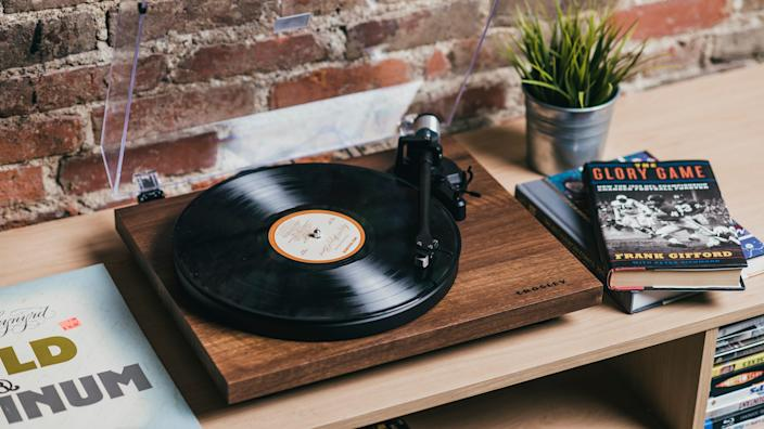 Best gifts for teen boys: Crosley C6 record player