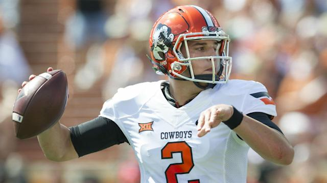 Sporting News offers its straight-up picks for college football's Week 4. That includes Oklahoma State-TCU, Georgia-Mississippi State and ... Alabama-Vanderbilt?