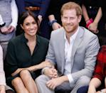 "<p><a href=""https://nypost.com/2018/03/17/prince-harry-and-meghan-markle-watch-the-crown-at-home/"" rel=""nofollow noopener"" target=""_blank"" data-ylk=""slk:In an excerpt"" class=""link rapid-noclick-resp"">In an excerpt</a> from <a href=""https://www.amazon.com/Harry-Life-Loss-Katie-Nicholl/dp/1602865264?tag=townandcountry_auto-append-20&ascsubtag=[artid