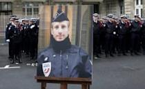 Slain French policeman's companion expresses 'no hatred'
