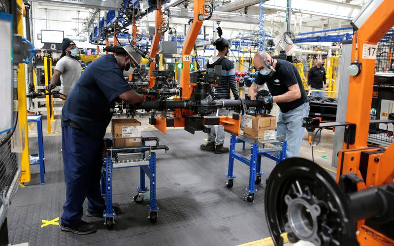 USA: Recul surprise de l'indice ISM manufacturier
