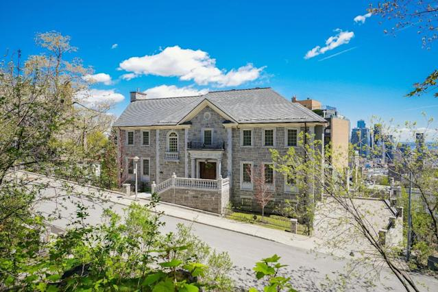 <p>No. 2: 1450 Rue Redpath-Crescent, Montreal, Quebec<br> List Price: $11,900,000<br> (Listing via <span>Royal LePage</span>) </p>