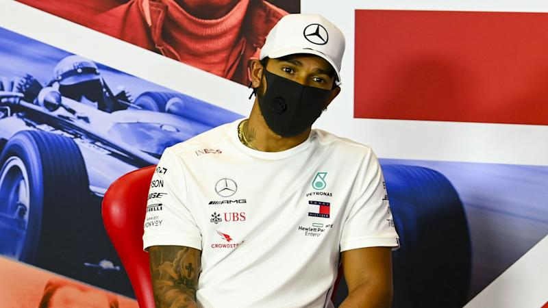 Lewis Hamilton: Not the right time to sign new Mercedes deal