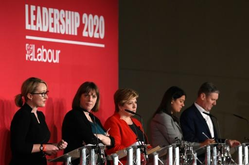 The announcement of the new UK Labour Party leader was a low key affair in the midst of the coronavirus pandemic