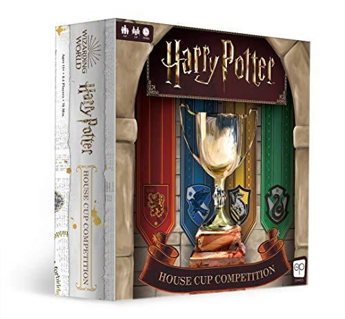 USAOPOLY Harry Potter House Cup Competition (Amazon / Amazon)