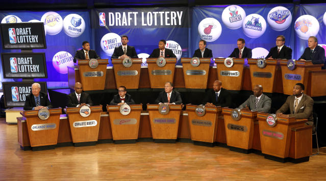 2014 NBA draft lottery primer: 5 things to know about this year's lottery