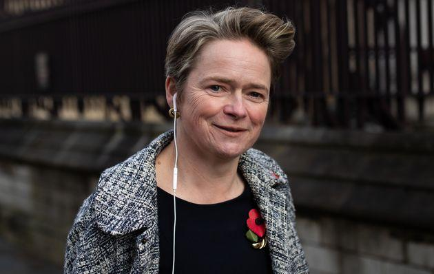 Baroness Dido Harding, Executive Chair of NHS Test and Trace