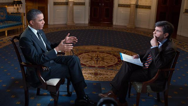 Obama: Gap Between Parties May Be 'Too Wide' for a Grand Bargain on Budget