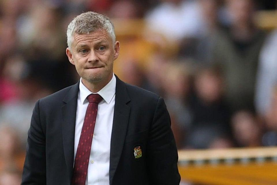 Ole Gunnar Solskjaer insists he will not let the pressure at Old Trafford get to him  (Action Images via Reuters)
