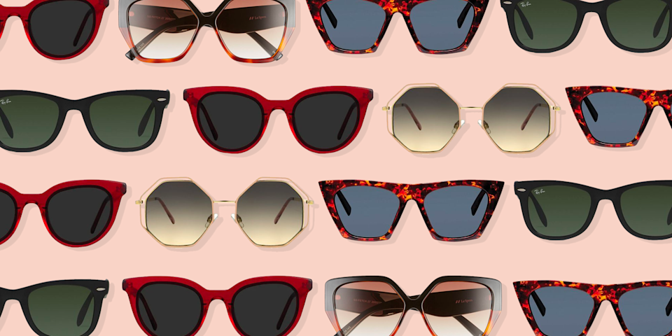 "<p>Who doesn't love sunglasses? Not only can you switch this versatile (and often affordable) accessory up according to your mood or <a href=""https://www.oprahdaily.com/style/g27076274/cute-summer-dresses/"" rel=""nofollow noopener"" target=""_blank"" data-ylk=""slk:summery dress style"" class=""link rapid-noclick-resp"">summery dress style</a>, but they also make you feel pretty glamorous while shielding your eyes from damaging rays. But like hunting down the <a href=""https://www.oprahdaily.com/style/g32008279/best-jeans-for-women/"" rel=""nofollow noopener"" target=""_blank"" data-ylk=""slk:perfect pair of jeans"" class=""link rapid-noclick-resp"">perfect pair of jeans</a> or a <a href=""https://www.oprahdaily.com/style/g26345528/best-plus-size-bathing-suits/"" rel=""nofollow noopener"" target=""_blank"" data-ylk=""slk:figure-flattering swimsuit"" class=""link rapid-noclick-resp"">figure-flattering swimsuit</a>, choosing sunglasses also relies on knowing what will play up your features.</p><p>If you <a href=""https://www.oprahdaily.com/beauty/a29527543/what-is-my-face-shape/"" rel=""nofollow noopener"" target=""_blank"" data-ylk=""slk:have a round face"" class=""link rapid-noclick-resp"">have a round face</a>—meaning the length and width are about equal, your forehead and jawline are approximately the same width, and you have fuller cheeks—you'll find a range of complementary silhouettes. To show off your structure, apply the ""opposites attract"" rule. Look for geometric shapes like square, rectangular, and even cat eye to add contrast with sharp lines. Angular designs also help balance proportions. And as always, make sure the lenses provide UV protection (all the ones recommended here do). Without further ado, here are our picks for the best sunglasses for round faces—including trendy options like sleek '90s redux frames, classics such as wayfarers, and aviators, too.<br></p>"