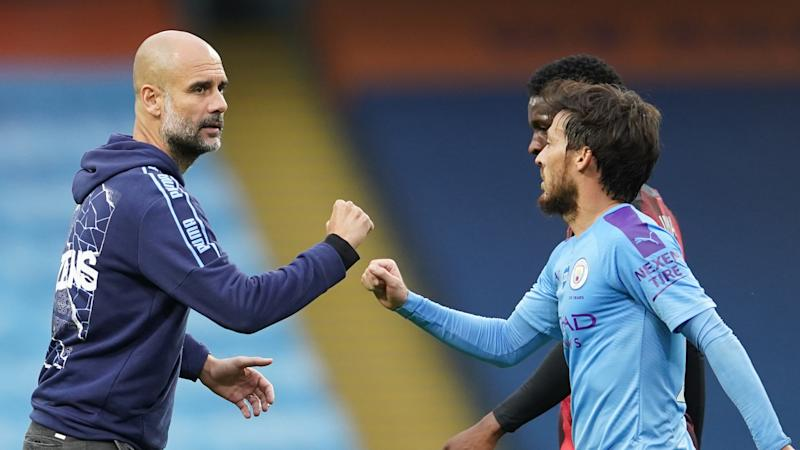 'Very difficult' to replace Silva at Manchester City, admits Guardiola