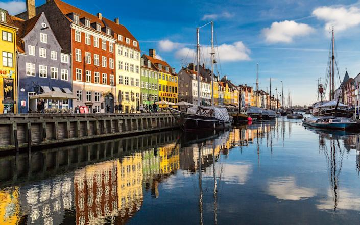 Denmark looks set to be added to the UK's no-go list later today - HAGENS WORLD PHOTOGRAPHY