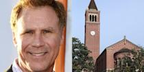 <p><strong>University of Southern California</strong></p><p>Ferrell studied sports broadcasting at the University of Southern California. While there, he joined the Delta Tau Delta fraternity and was known for a his pranks—like occasionally dressing in a janitor's outfit and walking into his friends' classes. He was also known for streaking around campus with other Delta Tau Delta friends. </p>