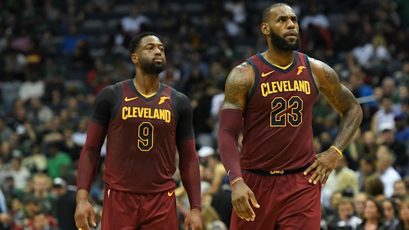 Cleveland Cavaliers trade Dwyane Wade to Miami Heat at National Basketball Association  trade deadline
