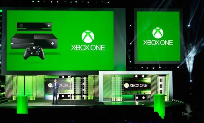 Microsoft VP Phil Harrison reveals details of the new gaming console at the Electronic Entertainment Expo on June 10.