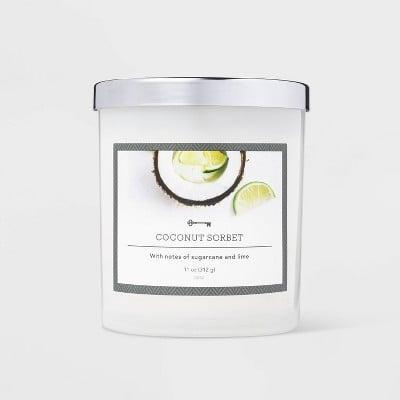 <p><span>Coconut Sorbet Candle</span> ($5)</p>