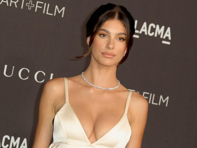 Camila Morrone used to obsess over Justin Bieber