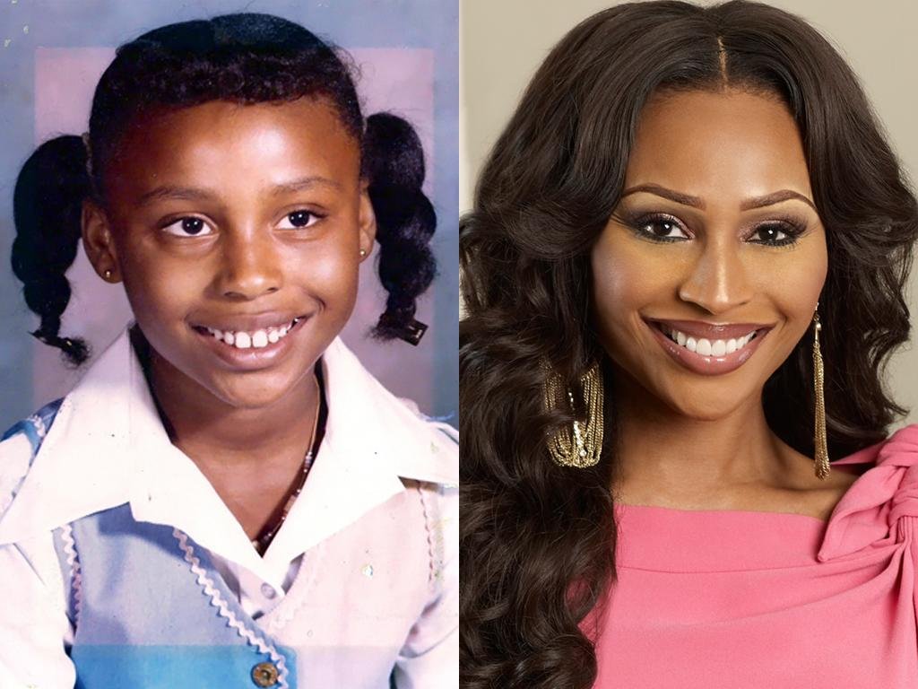 """<b>Cynthia Bailey (Atlanta)</b><br><br>Model-turned-housewife Cynthia Bailey wasn't always the fashion plate she is today. Growing up in Alabama, she was a tall, awkward girl… who apparently was a fan of oversized collars and ugly vests. Now the Bailey Agency founder is as well known for her chic style as she is for her ever-changing hair pieces.<br><br><a target=""""_blank"""" href=""""http://www.bravotv.com/the-real-housewives-of-atlanta/season-4/photos/photo-diaries/before-they-were-housewives-cynthia"""">More Photos of Cynthia</a>"""