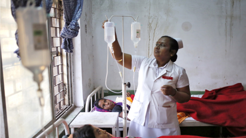 5,000 AIIMS Nurses Take Mass Leave To Demand Hike in Wages