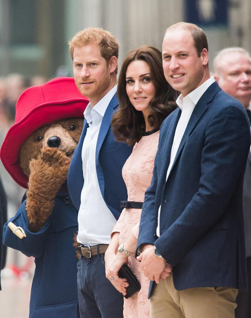 A royal aide has claimed feuds are brewing as the younger royals take on more and more duties. Photo: Getty Images