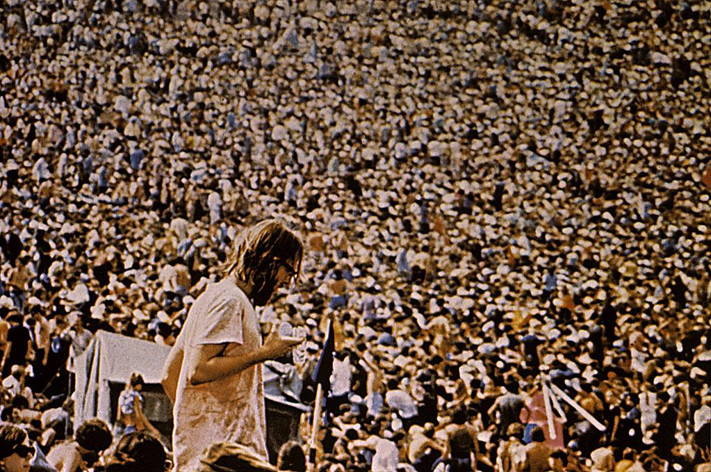 """<span style=""""text-decoration:underline;""""></span>WOODSTOCK (1970)<br>Directed by: Michael Wadleigh<br><br>The gold standard of concert movies, director Michael Wadleigh and crew reportedly shot 120 hours worth of footage during the landmark music festival. The result was film that captured the energy and the optimism of an era."""