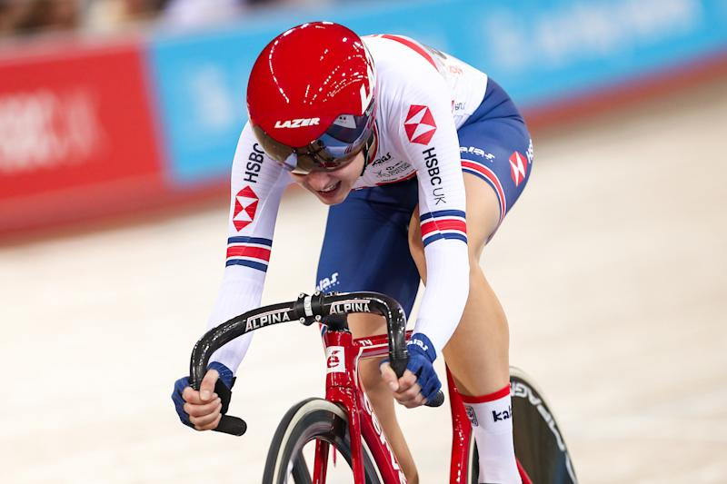 Barker fuelled by Track World Cup disappointment 4a1489636