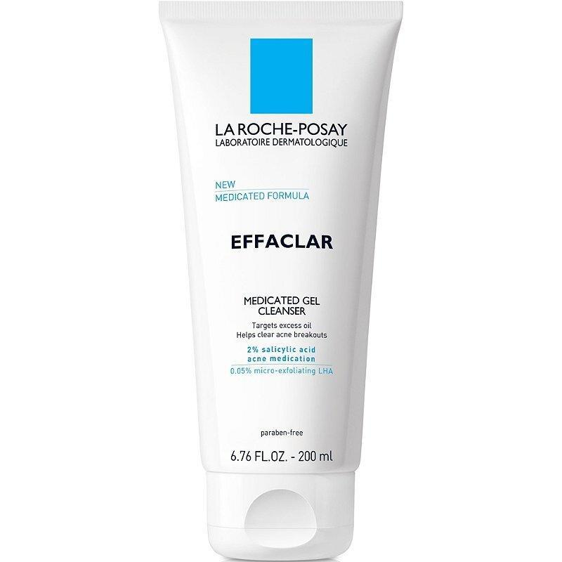 best-face-wash-for-acne-La Roche-Posay Effaclar Medicated Gel Cleanser