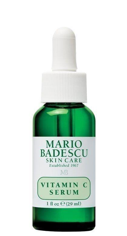 """<p><strong>mario badescu</strong></p><p>mariobadescu.com</p><p><strong>$45.00</strong></p><p><a href=""""https://www.mariobadescu.com/product/vitamin-c-serum"""" rel=""""nofollow noopener"""" target=""""_blank"""" data-ylk=""""slk:Shop Now"""" class=""""link rapid-noclick-resp"""">Shop Now</a></p><p>""""Mario Badescu Vitamin C Serum is my go-to skincare product for looking young and fresh! Not only does this antioxidant-enriched serum keep my face glowing, it also reduces the appearance of fine lines, providing a tightened feel. """"<em>—</em><em>Dania Ortiz, Fashion and Accessories Director </em></p>"""