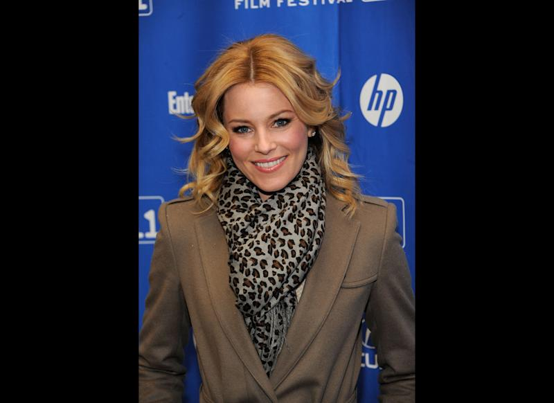 Actress Elizabeth Banks attends 'My Idiot Brother' Premiere at the Eccles Center Theatre during the 2011 Sundance Film Festival on January 22, 2011 in Park City, Utah. (Getty)