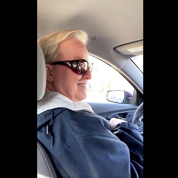 Elwood Edwards, who voiced AOL's famous 'You've Got Mail' greeting, is now an Uber driver — find out what his passenger told Us Weekly