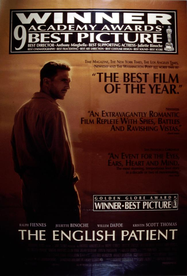 """""""The English Patient"""" (1996)"""