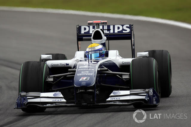 "2009: Williams-Toyota FW31 <span class=""copyright"">Glenn Dunbar / Motorsport Images</span>"